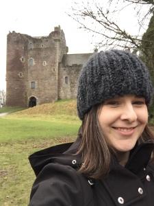 Doune Castle, Scottish Highlands