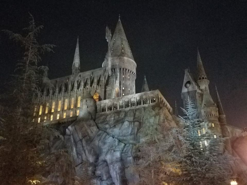 Hogwarts Castle, the Wizarding World of Harry Potter, Universal Studios Hollywood
