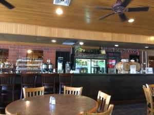 The Starlight Cafe- bar area